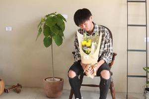 卒業祝いに贈る花